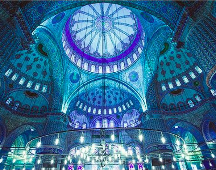 blue mosque turki 1